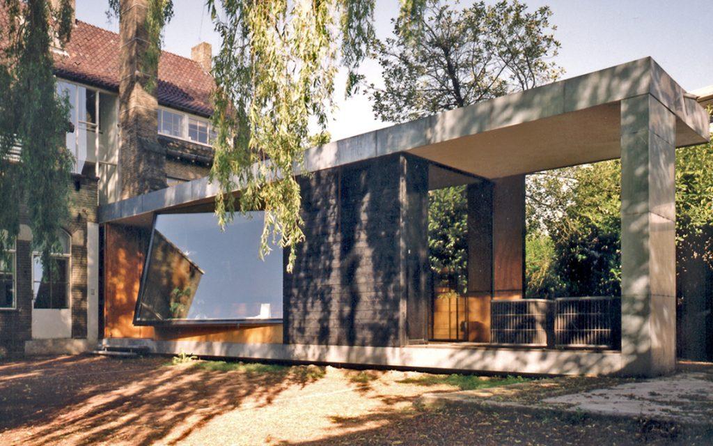 architectuur praktijk tandarts uitbreiding Thomas Kemme
