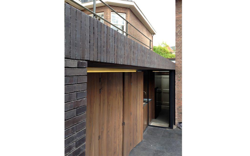 architectuur rijksmonument verbouwing detail metselwerk