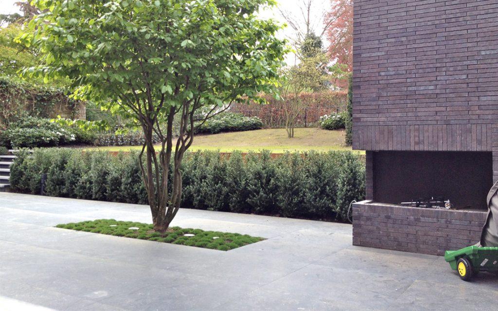 architectuur tuin uitbouw rijksmonument thomas kemme