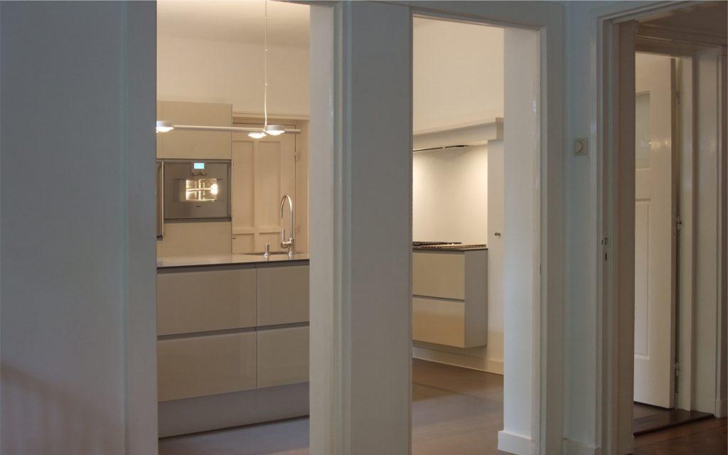architectuur interieur keuken rijksmonument