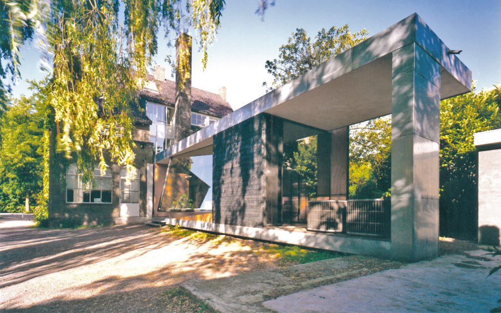 architectuur beton uitbouw raam speciaal thomas kemme