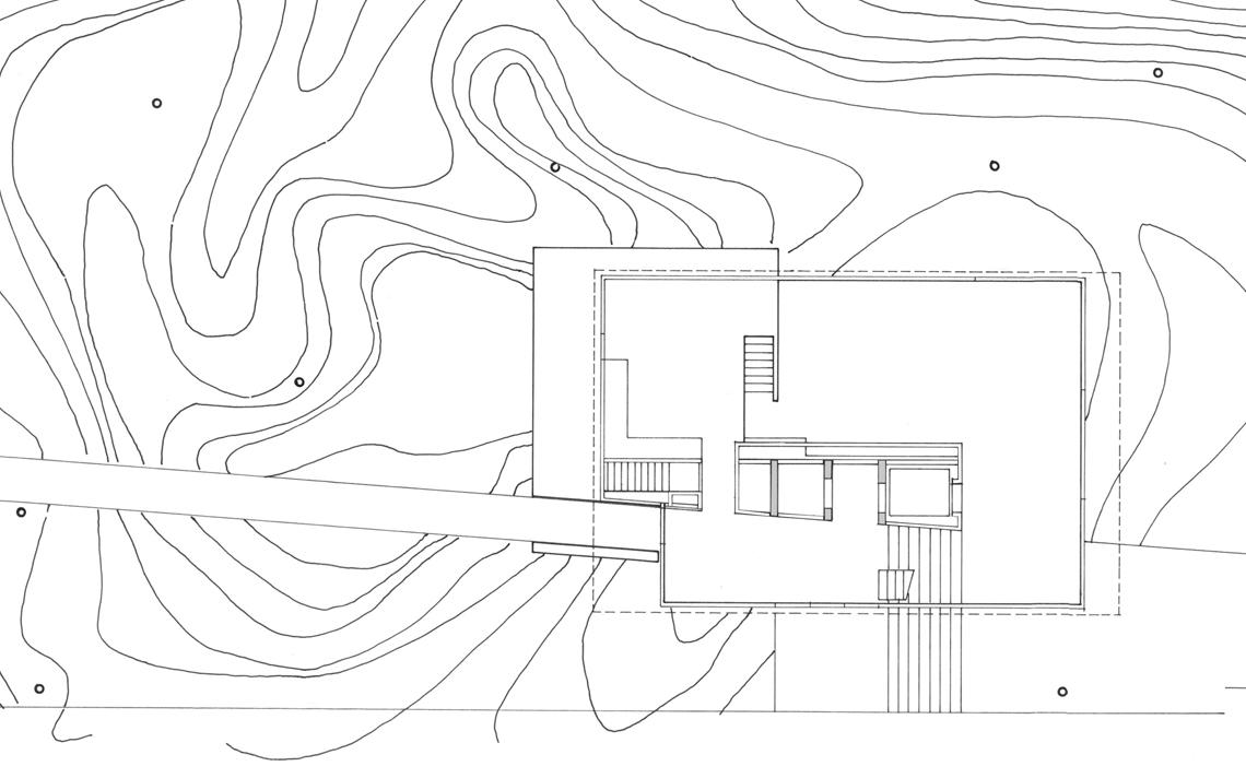 architectuur plan illustratie hoogtel kaart thomas kemme