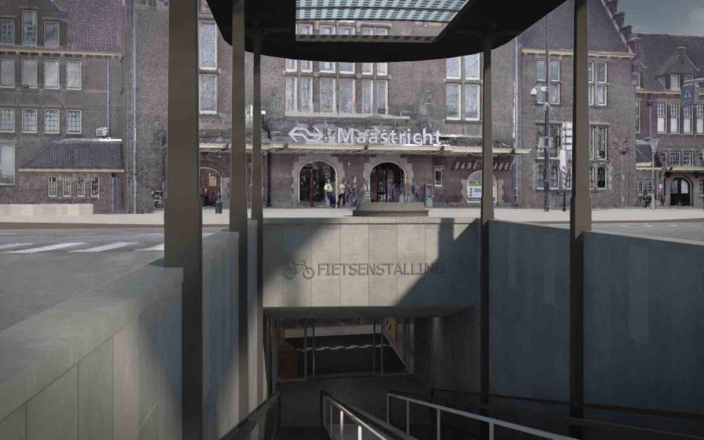 fietsenkelder-fietsenstalling-station-maastricht-thomas-kemme-architecten