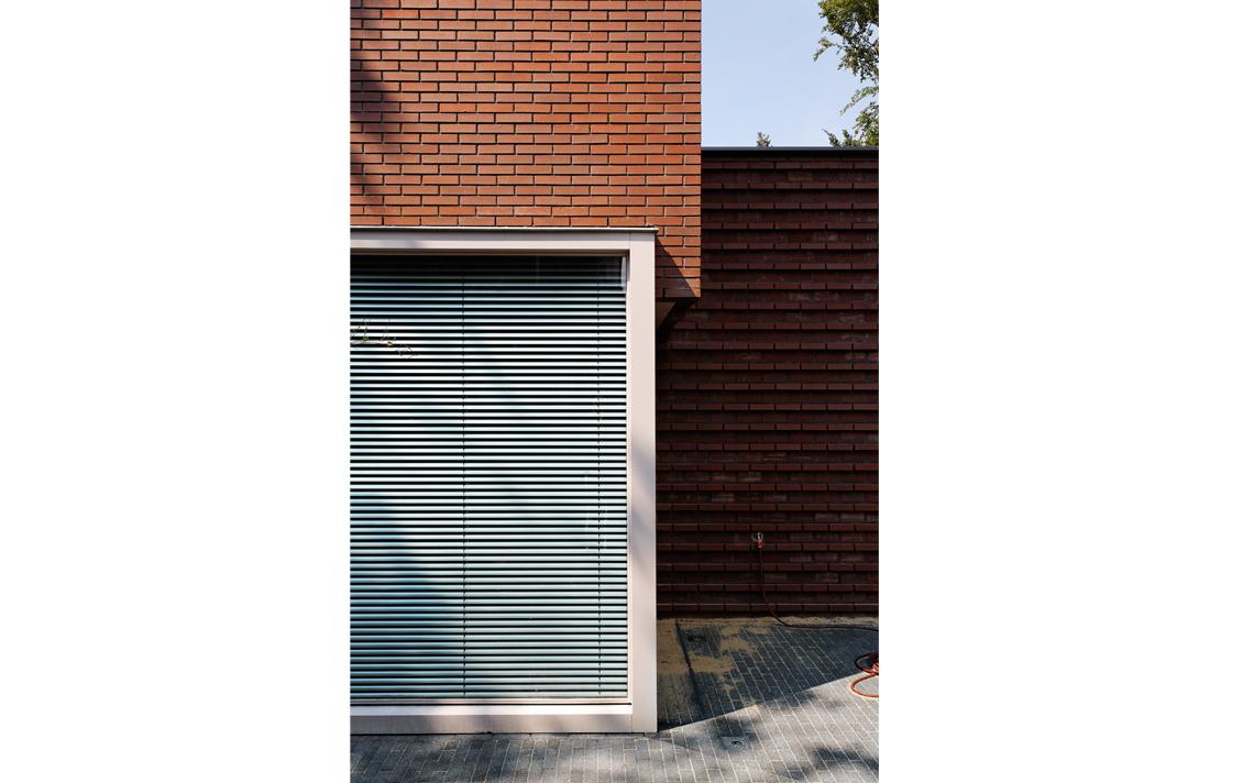 architectuur detail raam baksteen gevel thomas kemme