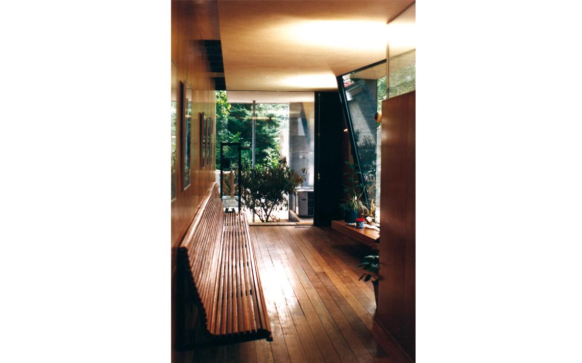 architectuur groen bank interieur praktijk thomas kemme