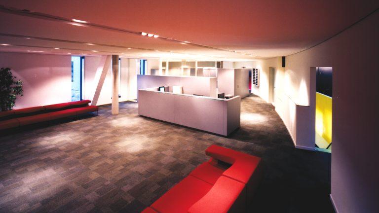 architectuur interieur kennispoort kleuren bank