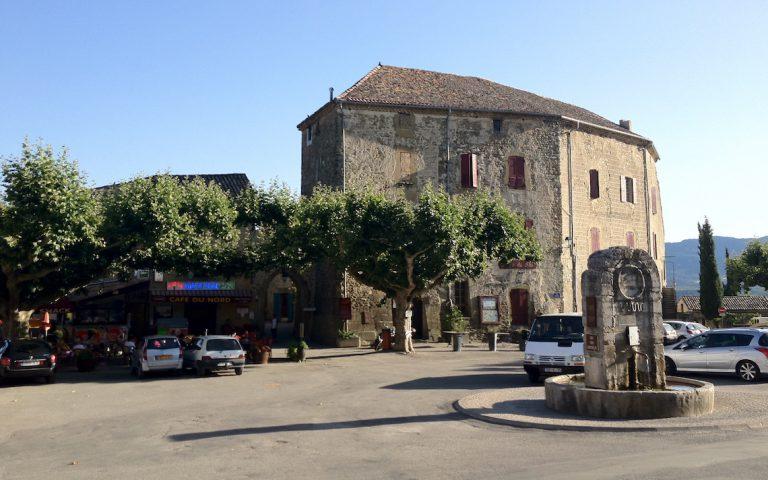 foto château Lesdiguière te Rosans
