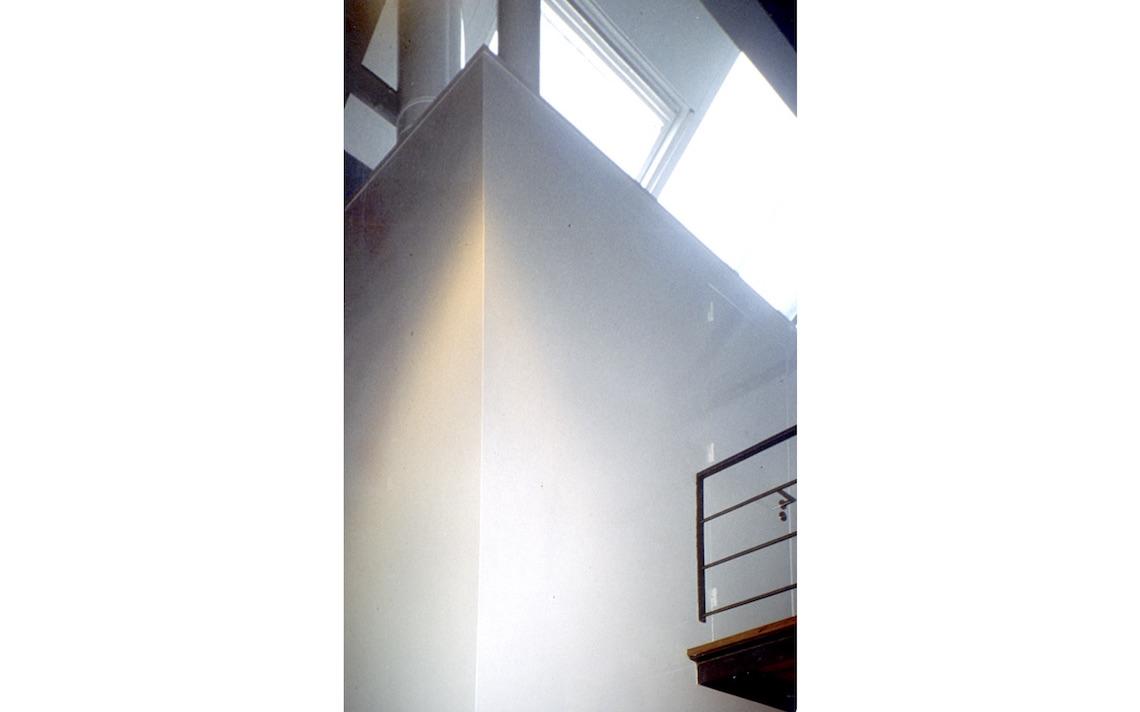 daklicht lichtband kap loft appartement